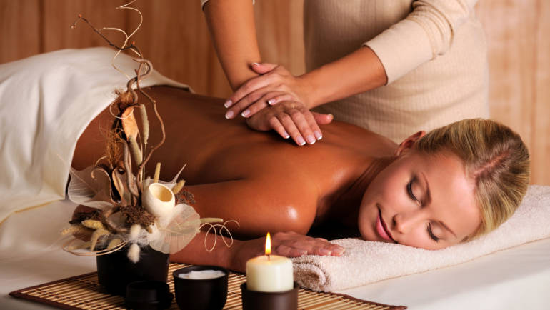 Masaža, drevna veština lečenja