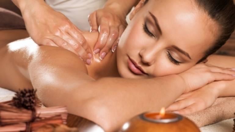 Antistres masaža