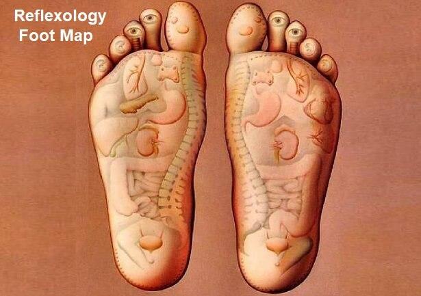Refleksologija i masaža